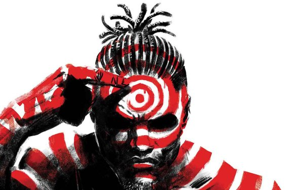 Comics Black Panther Erik Killmonger HD Wallpaper | Background Image