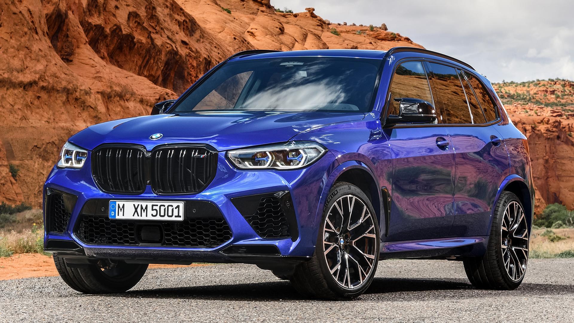 2019 BMW X5 M Competition HD Wallpaper   Hintergrund ...