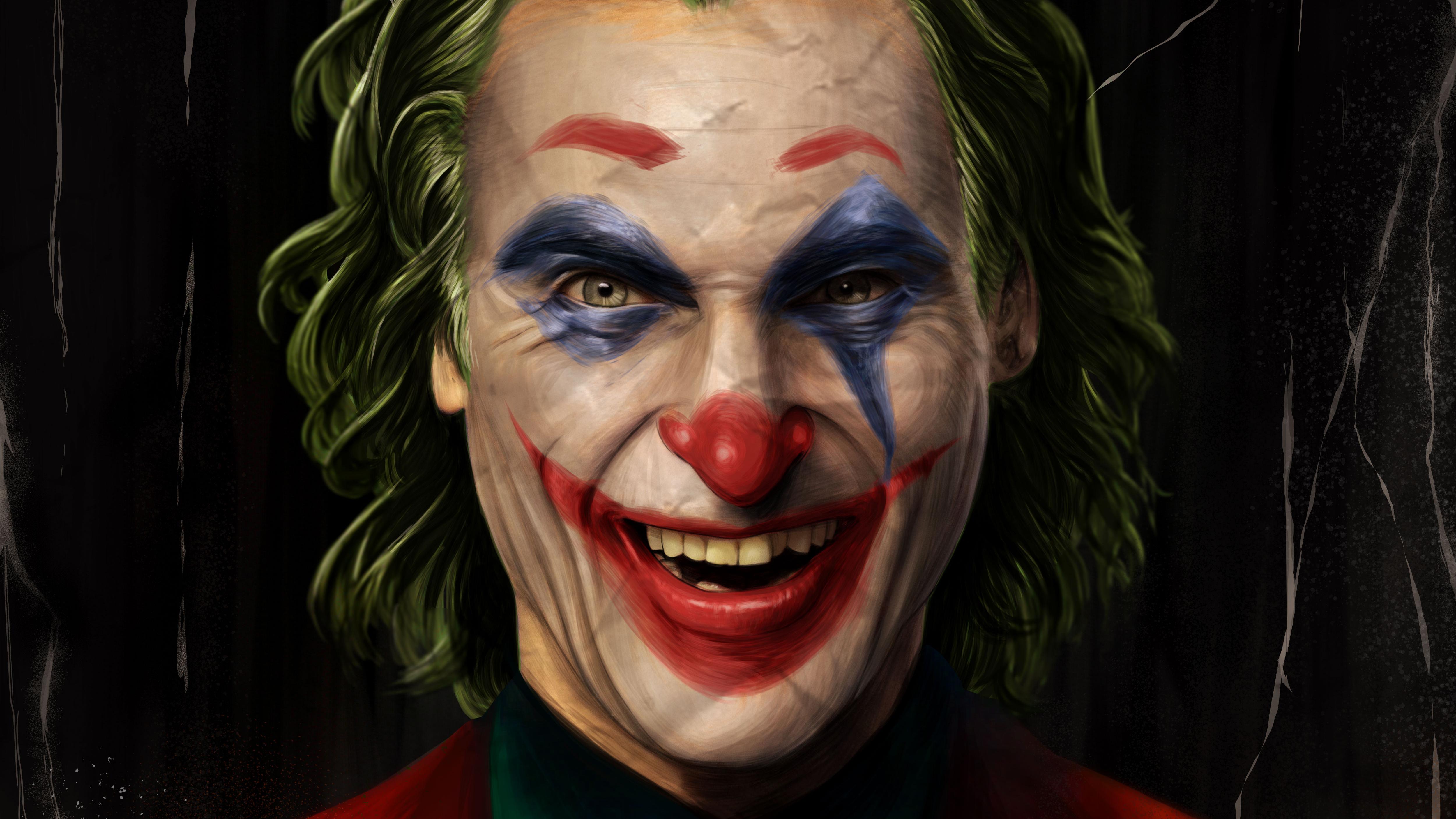 Joker 4k Ultra Fondo De Pantalla Hd Fondo De Escritorio