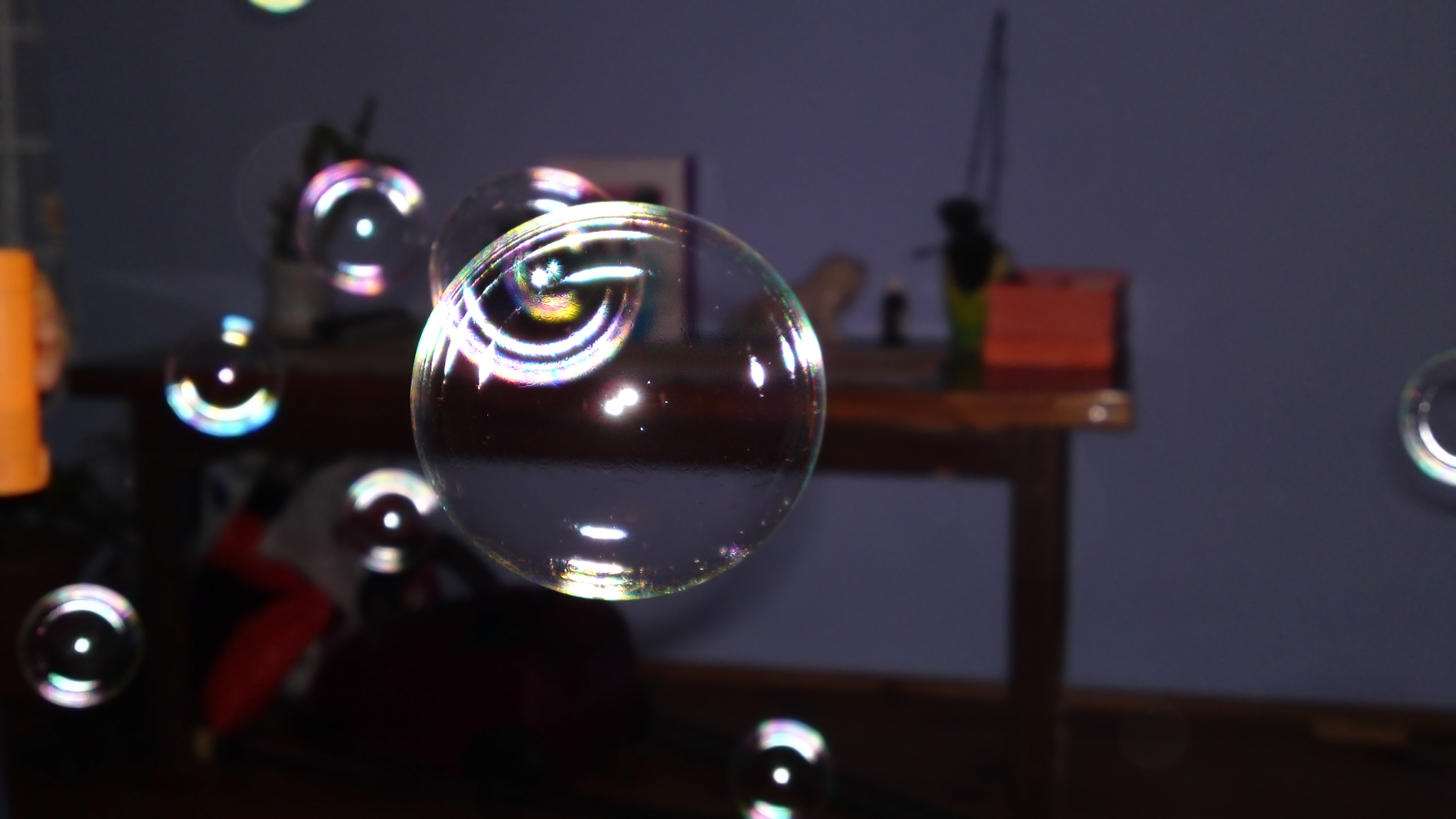 Photography - Bubble  Abstract Balloon Life Other Photography Wallpaper