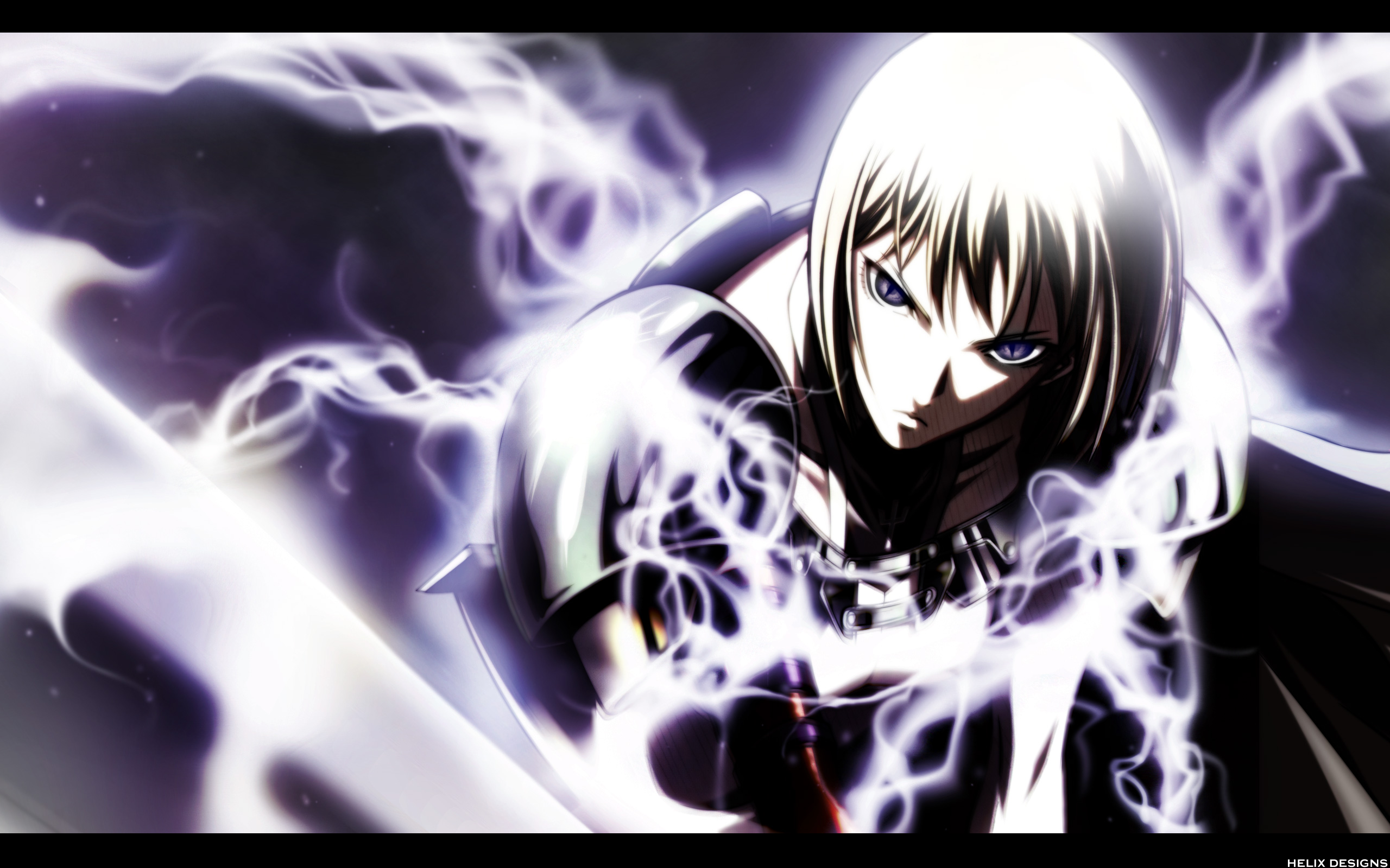 Claymore hd wallpaper background image 2560x1600 id - Wallpaper manga anime ...
