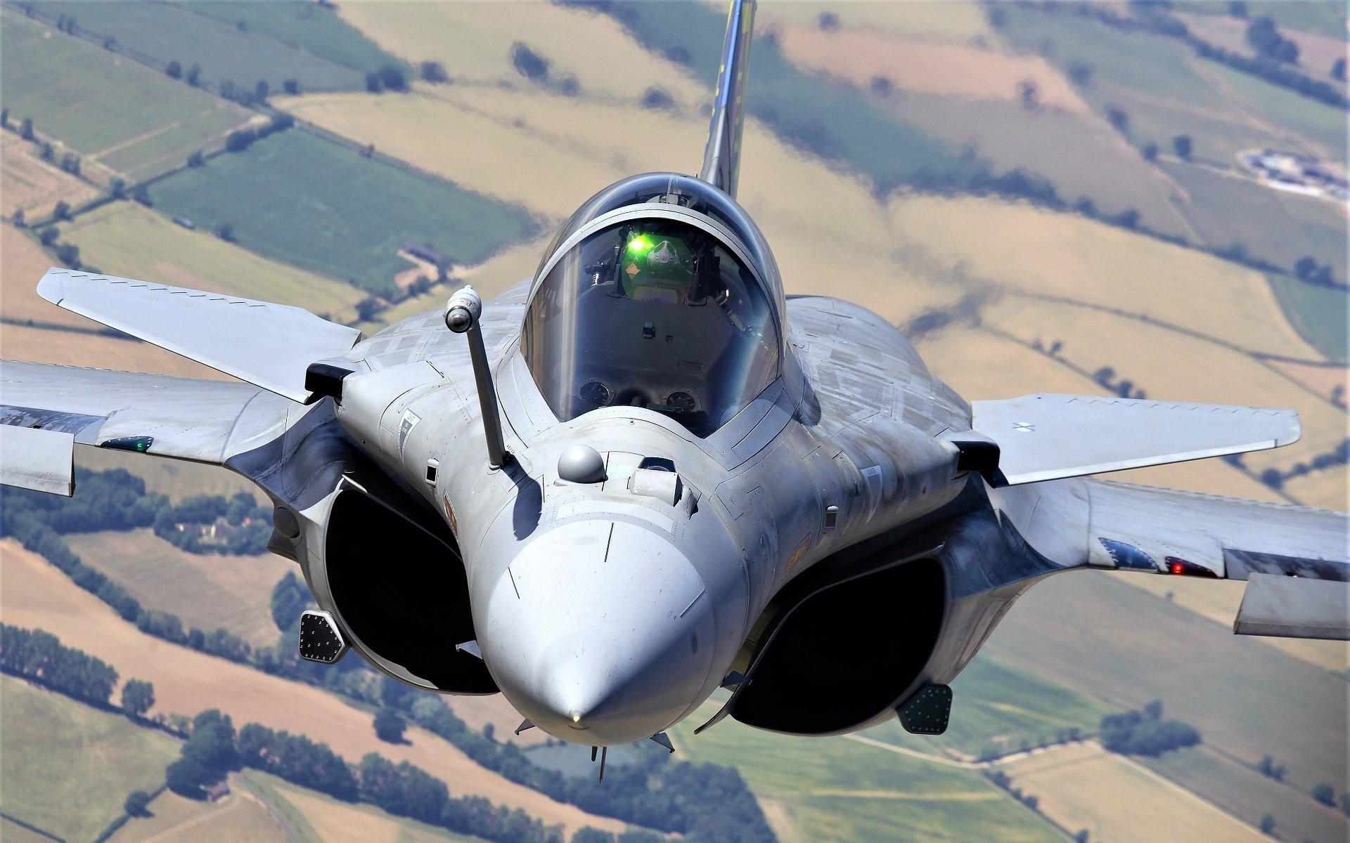 Dassault Rafale French Air Force Fondo De Pantalla Hd