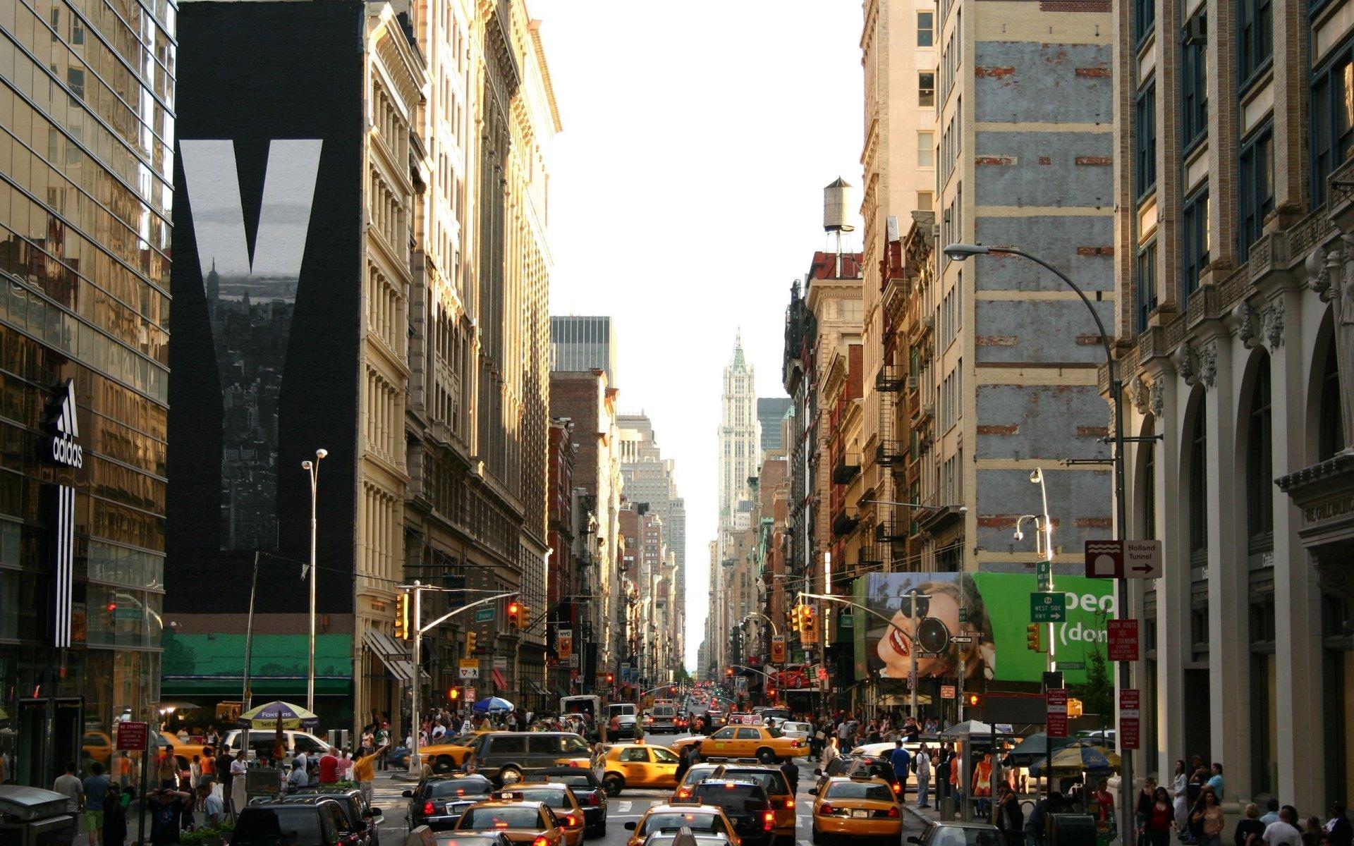Man Made - City  New York Wallpaper