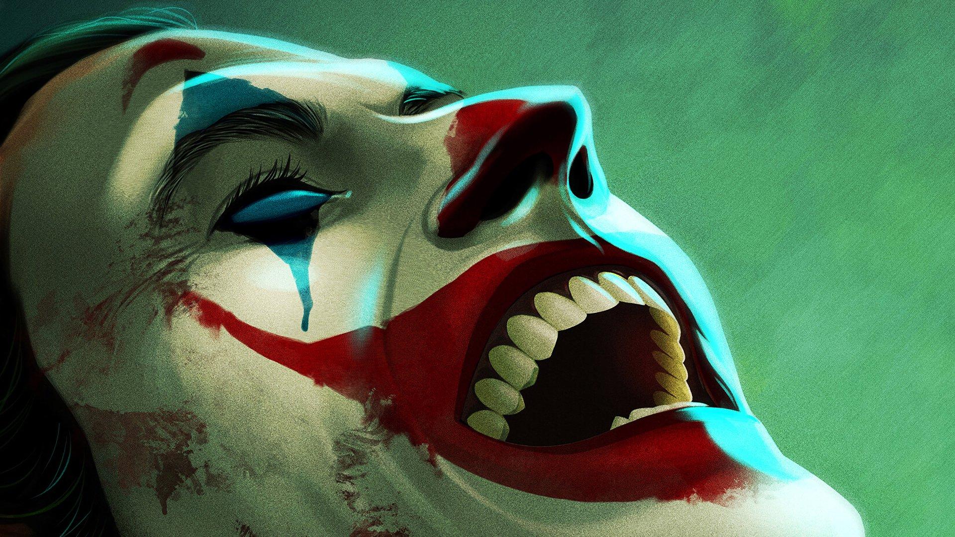 Joker Laughing HD Wallpaper   Background Image   1920x1080 ...