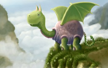 Humor - Drachen Wallpapers and Backgrounds ID : 104282