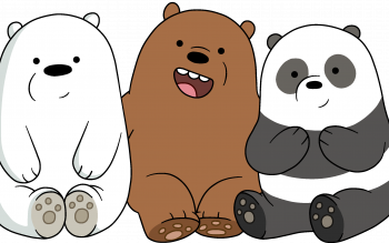 6 We Bare Bears Hd Wallpapers Background Images Wallpaper Abyss