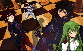 Anime - Code Geass Wallpapers and Backgrounds ID : 104910