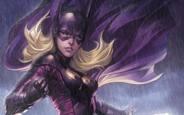 Comics Batgirl Rain Blonde DC Comics Stephanie Brown HD Wallpaper | Background Image