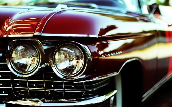 Vehicles Cadillac Eldorado Cadillac Car HD Wallpaper | Background Image