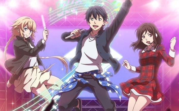 Anime Phantasy Star Online PSO2 The Animation Fondo de pantalla HD | Fondo de Escritorio