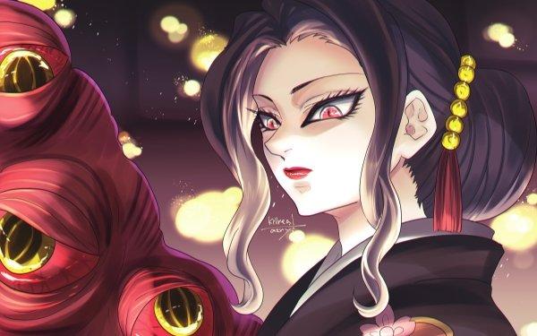 Anime Demon Slayer: Kimetsu no Yaiba Muzan Kibutsuji Fondo de pantalla HD | Fondo de Escritorio