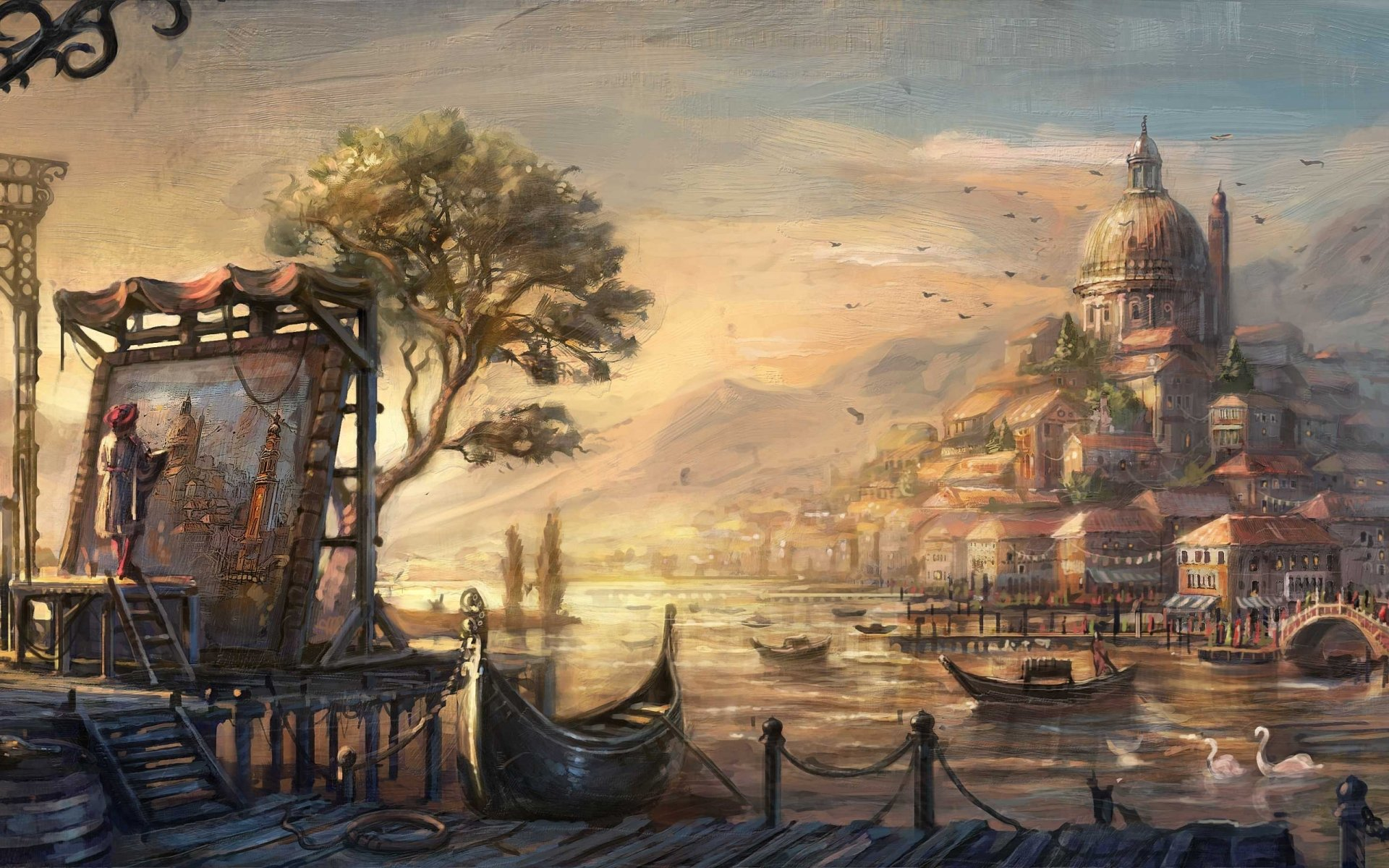 Artistic - Painting  Wallpaper