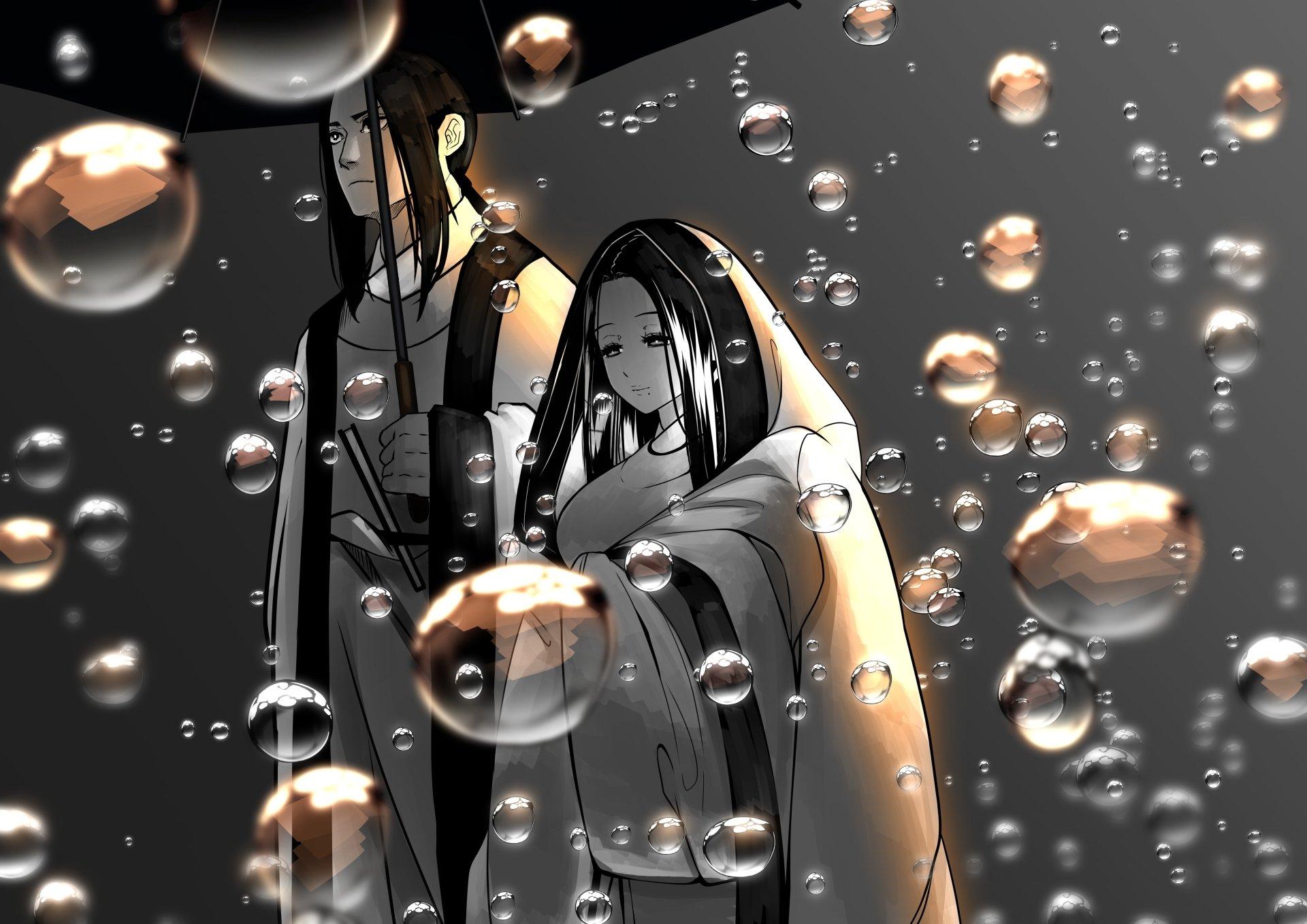 Fox Rain 4k Ultra HD Wallpaper | Background Image ...