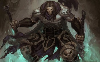 53 Darksiders Ii Hd Wallpapers Background Images