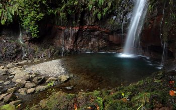 Aarde - Waterval Wallpapers and Backgrounds ID : 105882