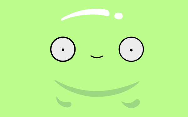 TV Show Final Space Mooncake HD Wallpaper   Background Image