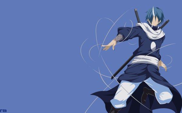 Anime That Time I Got Reincarnated as a Slime Souei Tensei shitara Slime Datta Ken Minimalist HD Wallpaper | Background Image