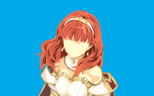 Video Game Fire Emblem Echoes: Shadows of Valentia Celica HD Wallpaper | Background Image