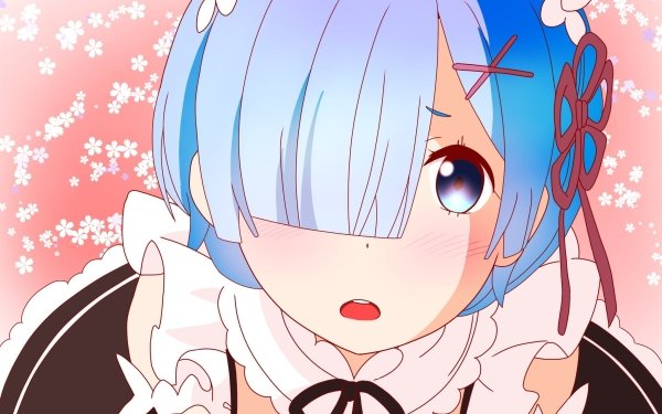Anime Re:ZERO -Starting Life in Another World- Rem HD Wallpaper | Background Image