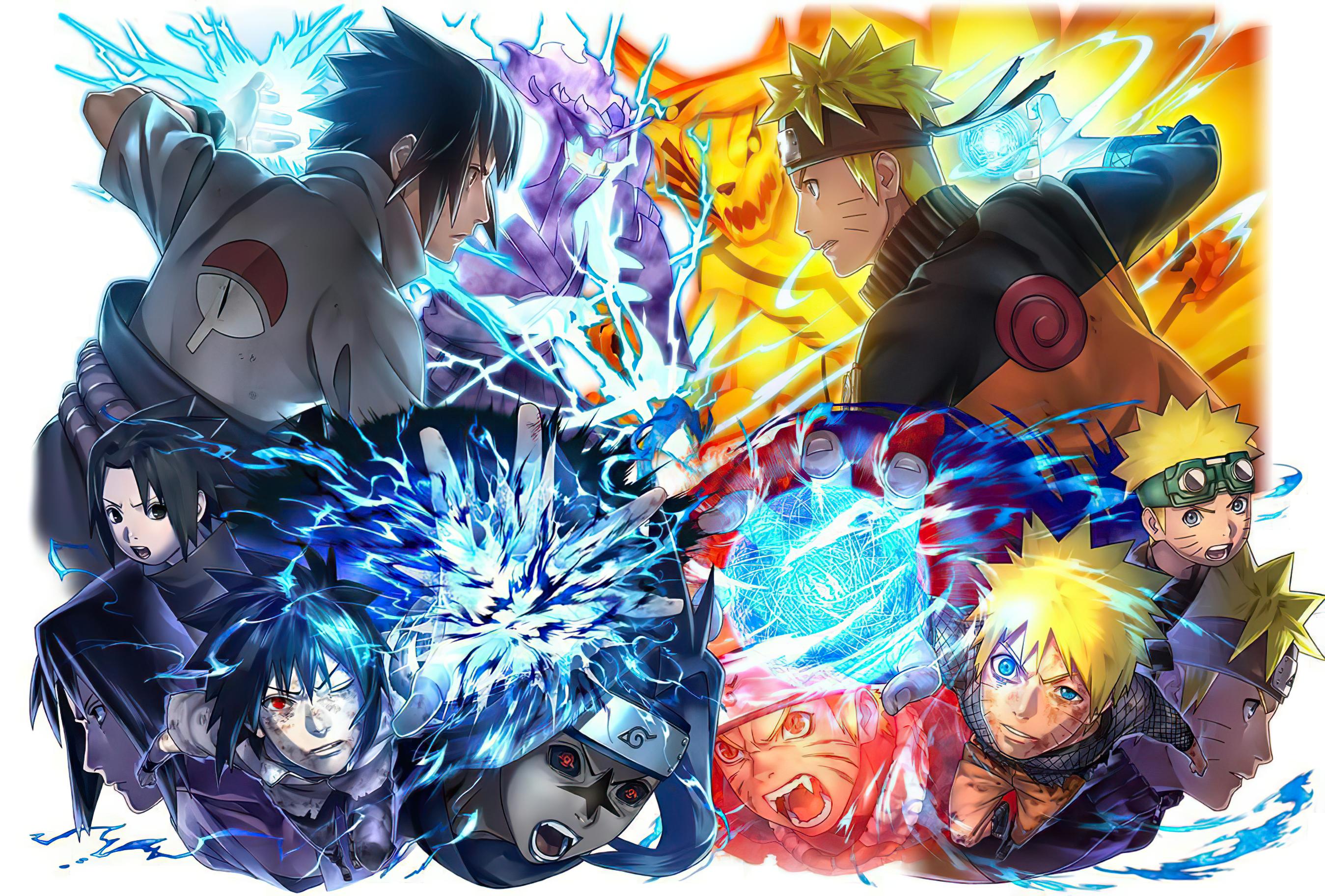 Naruto Fond d'écran HD | Arrière-Plan | 2698x1825 | ID:1060703 - Wallpaper Abyss