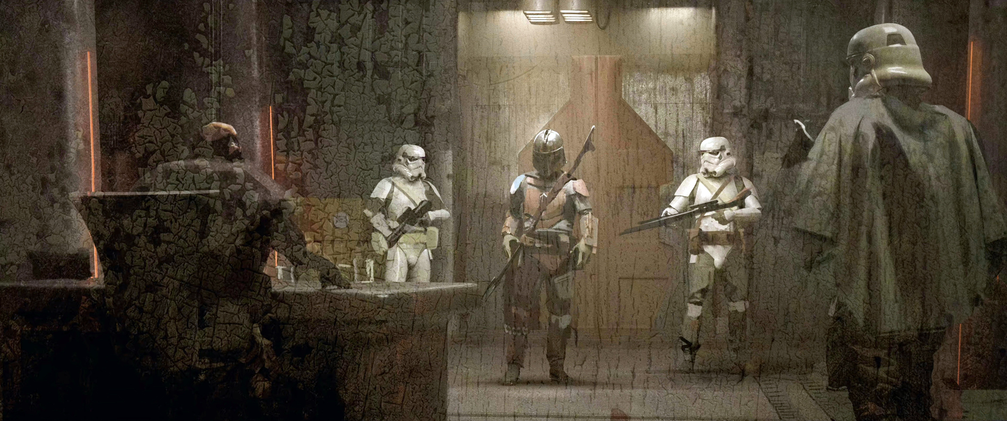 The Mandalorian Hd Wallpaper Background Image 3440x1440 Id