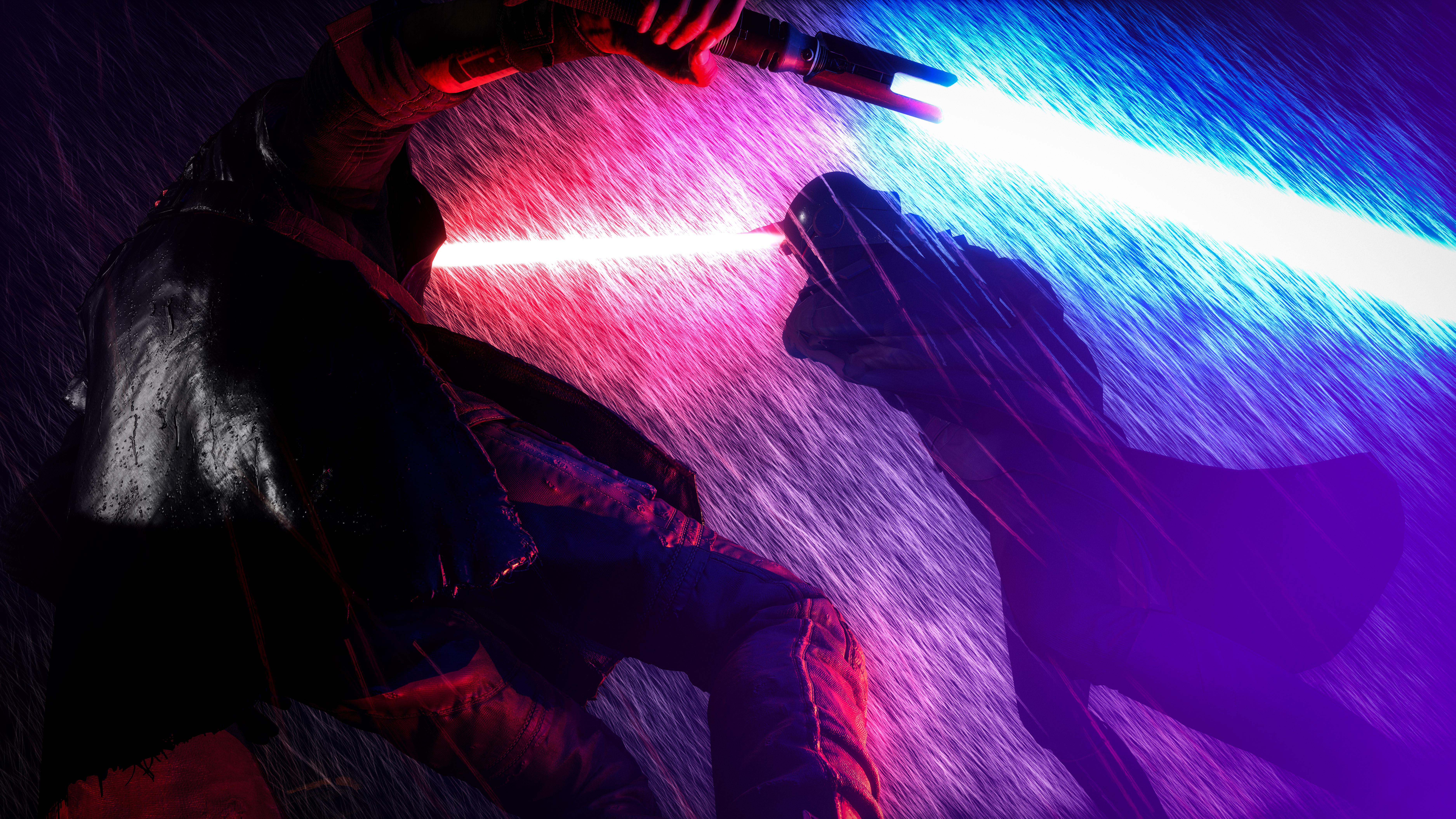 Star Wars Jedi Fallen Order 5k Retina Ultra Hd Wallpaper