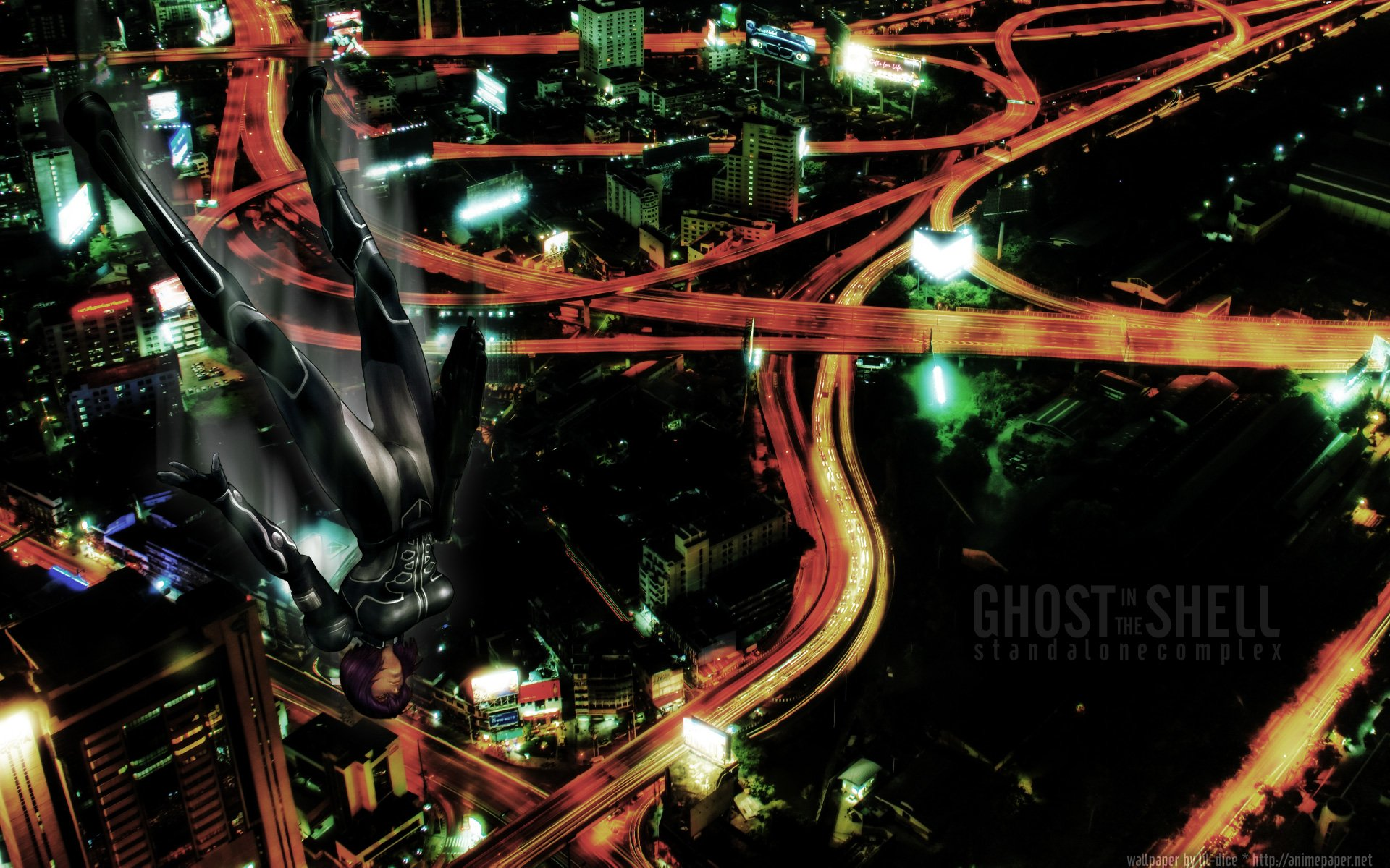 Ghost In The Shell Hd Wallpaper Background Image 1920x1200 Id 106222 Wallpaper Abyss