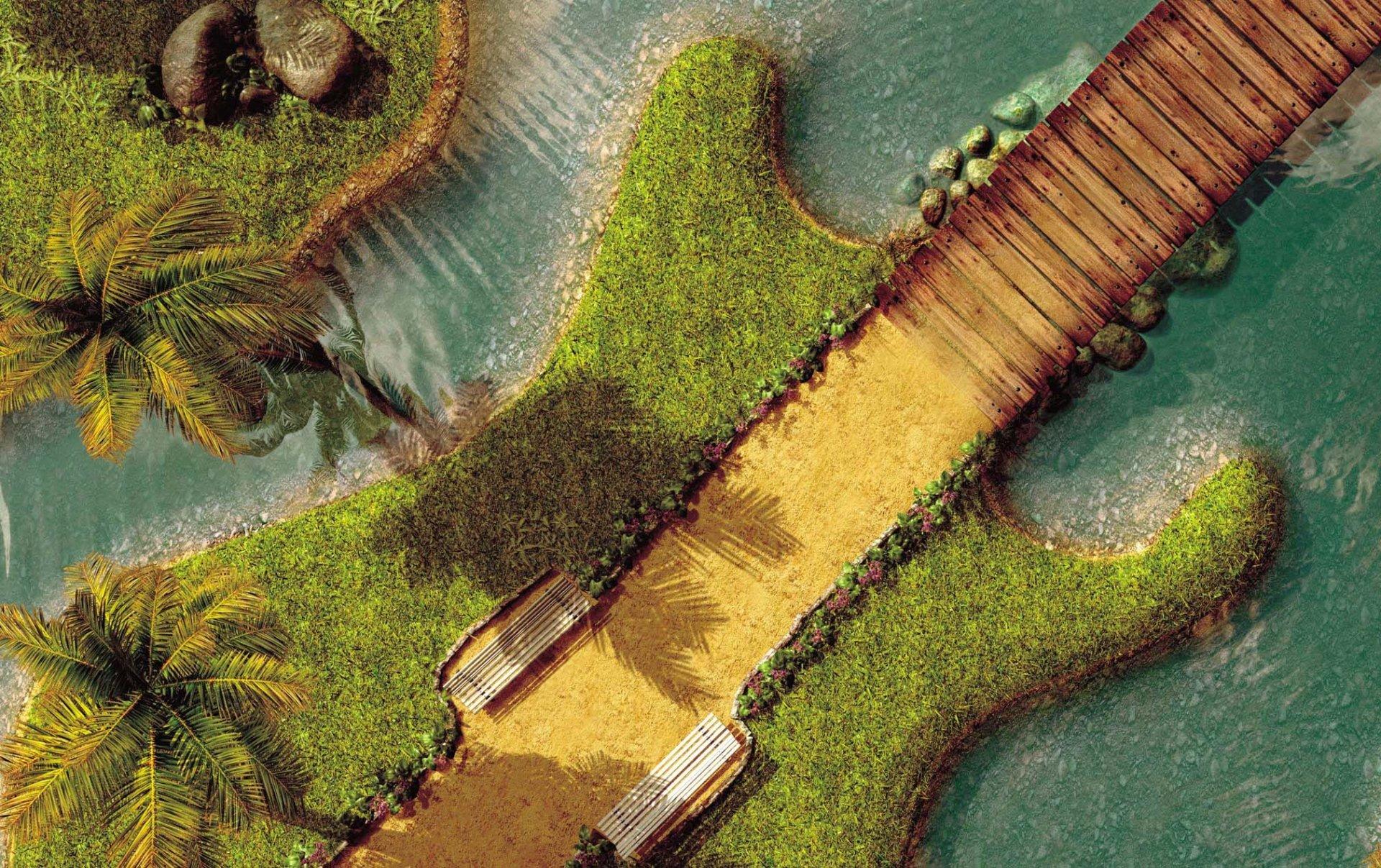 CGI - Artistic  Wallpaper
