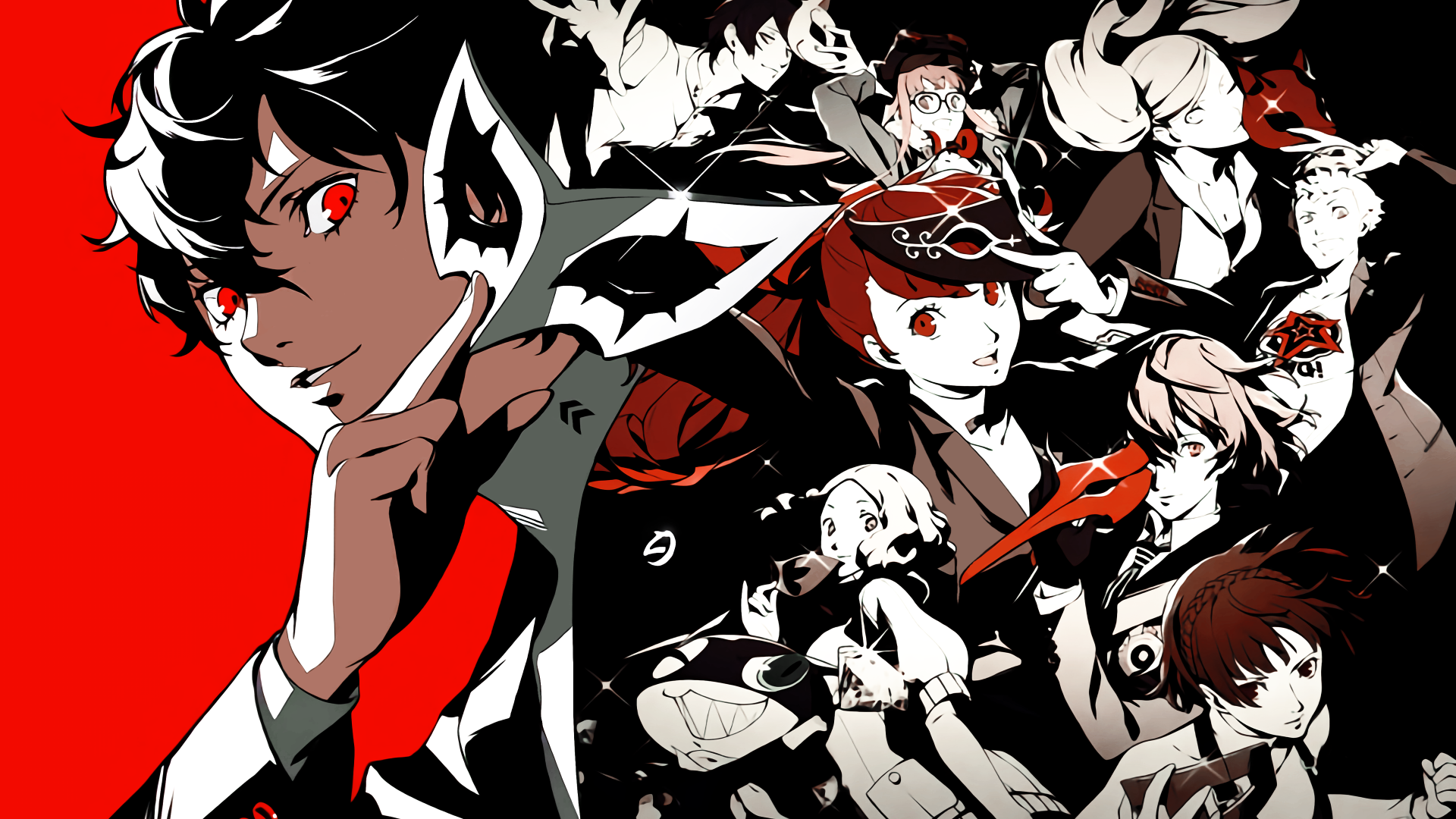 7 Persona 5 Royal Hd Wallpapers Background Images Wallpaper Abyss
