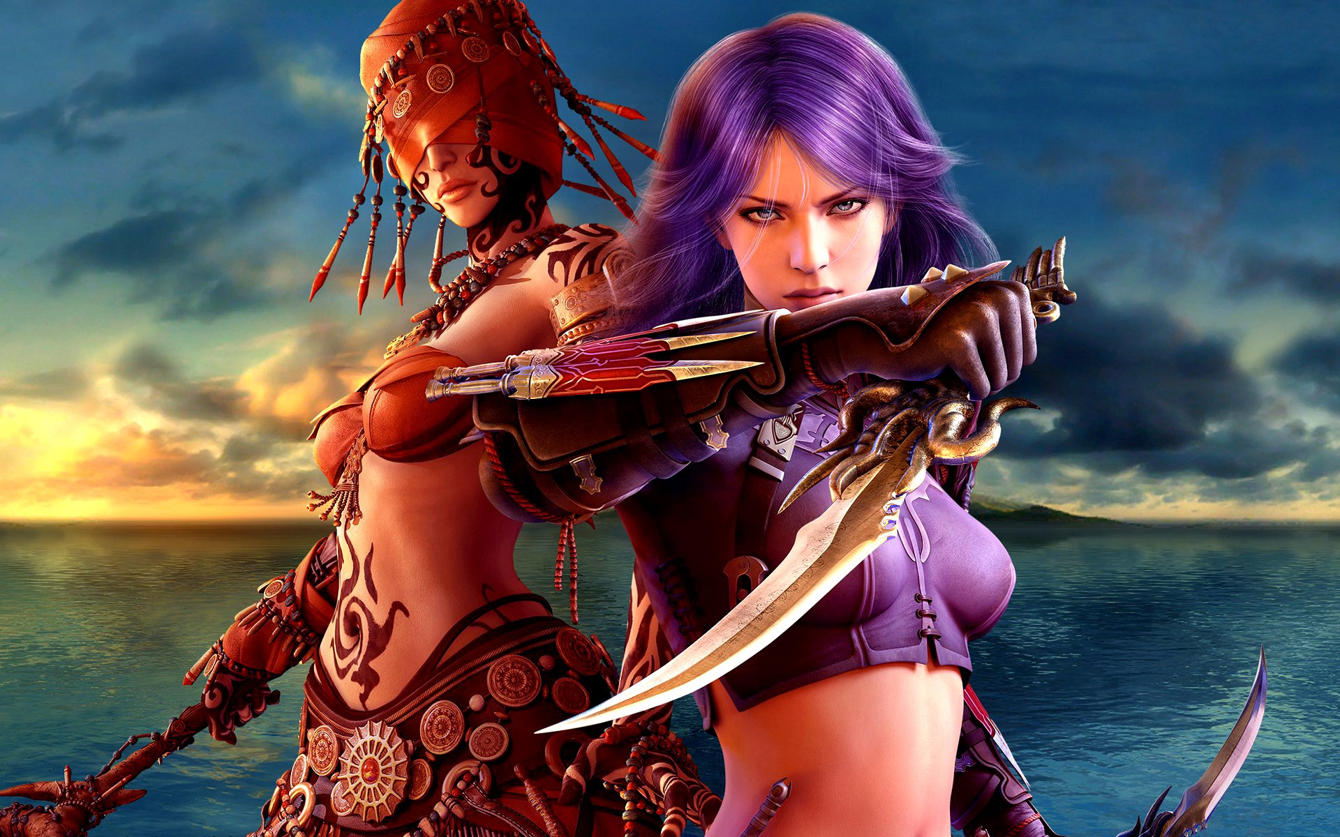 Video Game - Guild Wars  Nika (Guild Wars) Wallpaper