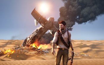 18 Uncharted 3 Drake S Deception Hd Wallpapers Background