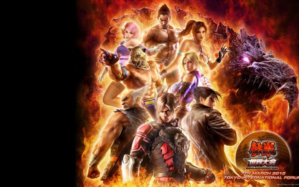 Video Game Tekken 6: Bloodline Rebellion Tekken HD Wallpaper | Background Image