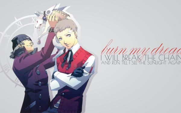 Video Game Persona 3 Persona Akihiko Sanada Shinjiro Aragaki HD Wallpaper | Background Image