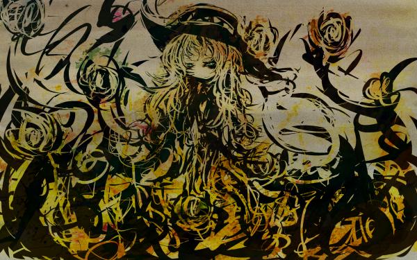 Anime Touhou Koishi Komeiji HD Wallpaper   Background Image