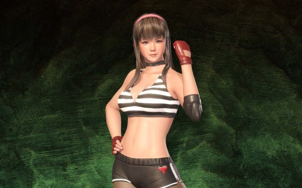 Video Game Dead or Alive 6 Hitomi HD Wallpaper | Background Image