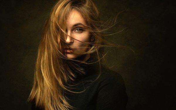 Women Model Models Woman Girl Blonde HD Wallpaper | Background Image