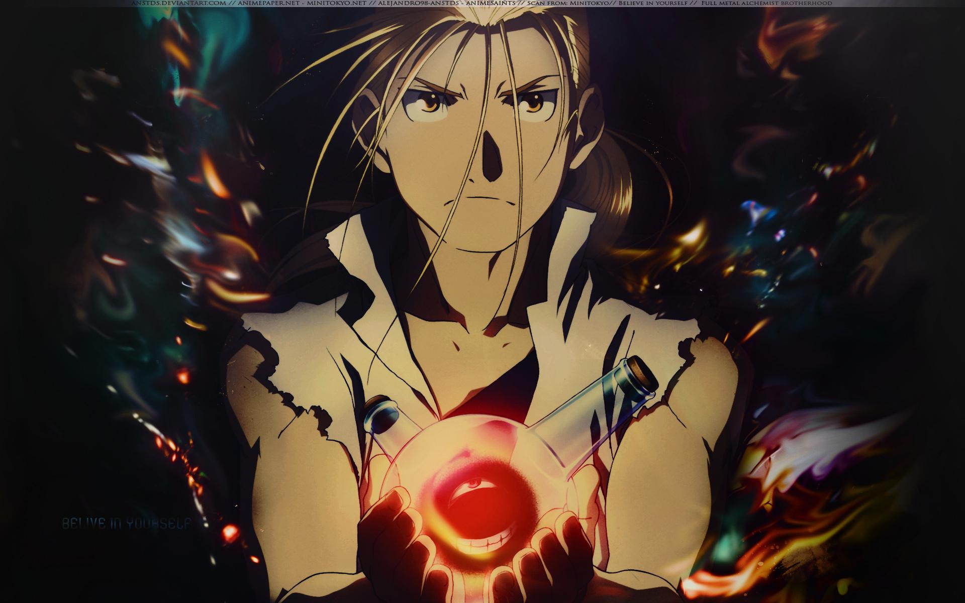 manga fullmetal alchemist wallpapers - photo #46