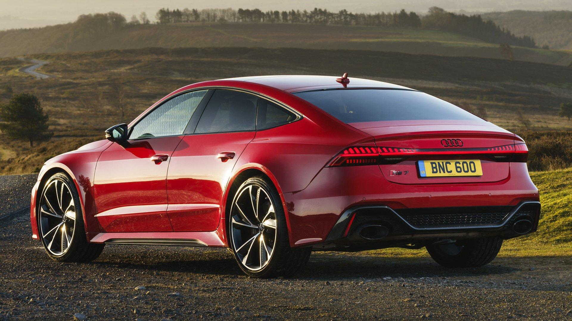 2020 Audi Rs7 Sportback Fond D Ecran Hd Arriere Plan 1920x1080 Id 1070841 Wallpaper Abyss