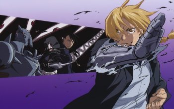 Anime - Fullmetal Alchemist Wallpapers and Backgrounds ID : 107040