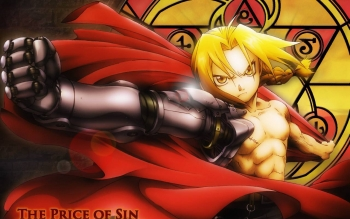 Anime - Fullmetal Alchemist Wallpapers and Backgrounds ID : 107050