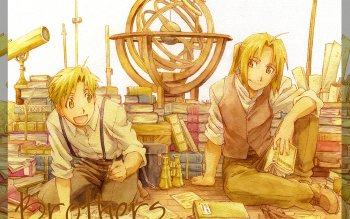 Anime - Fullmetal Alchemist Wallpapers and Backgrounds ID : 107240