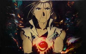 Anime - Fullmetal Alchemist Wallpapers and Backgrounds ID : 107330