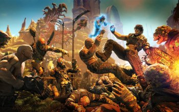 Video Game - Bulletstorm Wallpapers and Backgrounds ID : 107732