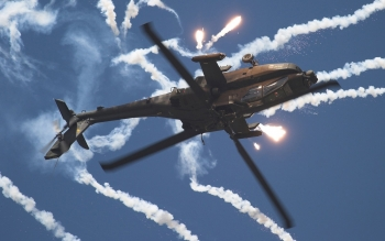 Military - Boeing Ah-64 Apache  Wallpapers and Backgrounds ID : 10790