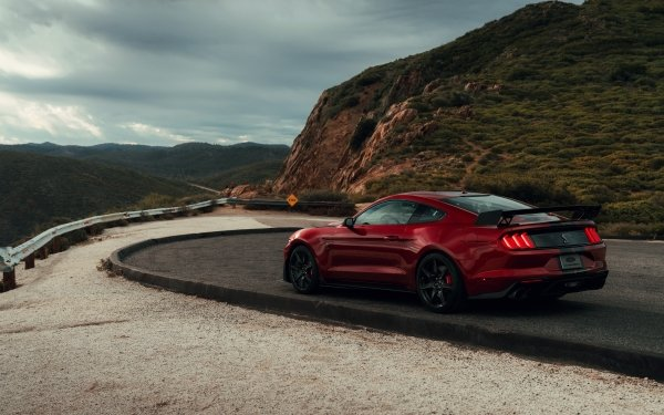 Ford Mustang Gt R Hd Wallpaper Background Image
