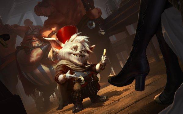 Video Game Legends of Runeterra Bilgewater Yordle HD Wallpaper | Background Image