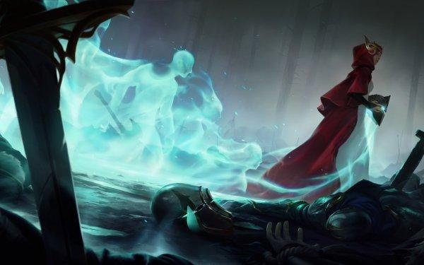 Video Game Legends of Runeterra HD Wallpaper   Background Image