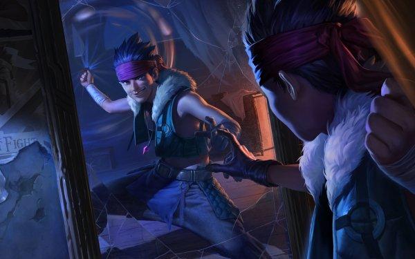 Video Game Legends of Runeterra Draven HD Wallpaper   Background Image