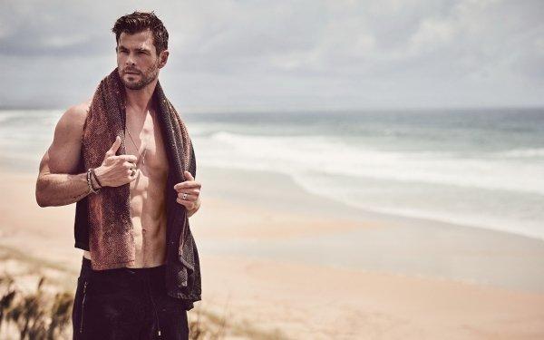 Celebrity Chris Hemsworth Actors Australia Actor Australian Depth Of Field HD Wallpaper | Background Image