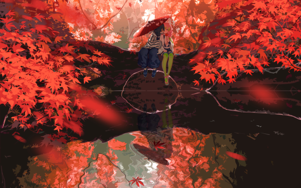 Anime Demon Slayer: Kimetsu no Yaiba Obanai Iguro Mitsuri Kanroji HD Wallpaper | Background Image